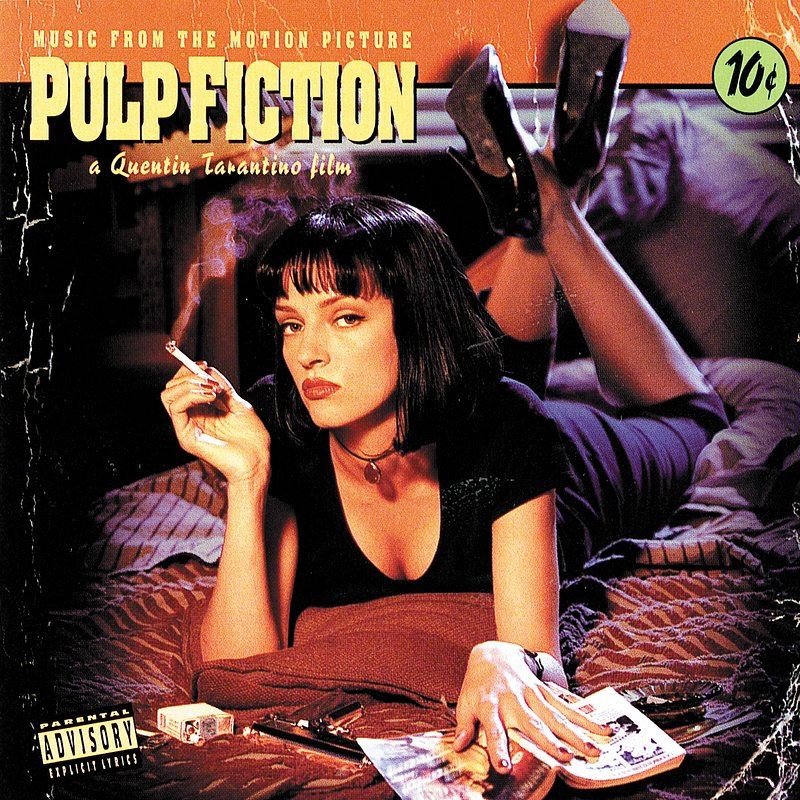Various Artists - Pulp Fiction.jpeg