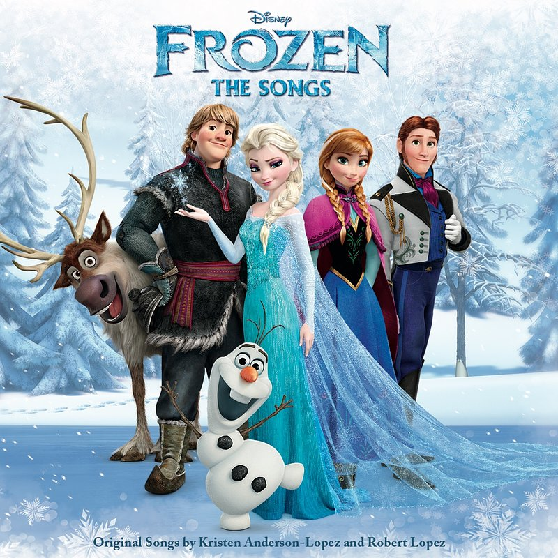 Frozen - The Songs.jpg