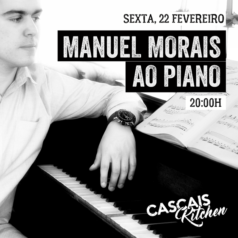 Manuel Morais - Concerto Cascais Kitchen