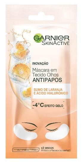 Máscara em Tecido Olhos Antipapos PVPR* 2,99€.