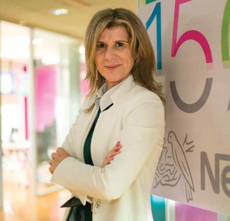 Ana Patrícia Carvalho, Diretora Jurídica da Nestlé Portugal