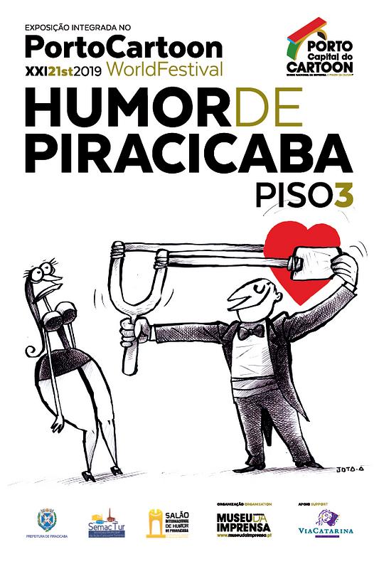 e66c25191b17a Humor brasileiro regressa ao ViaCatarina Shopping