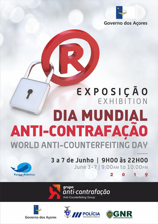 Exposição Anti-Contrafação