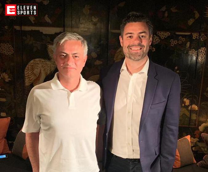 Eleven Sports Portugal entrevista José Mourinho