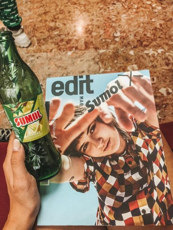 Sumol X Edit Mag