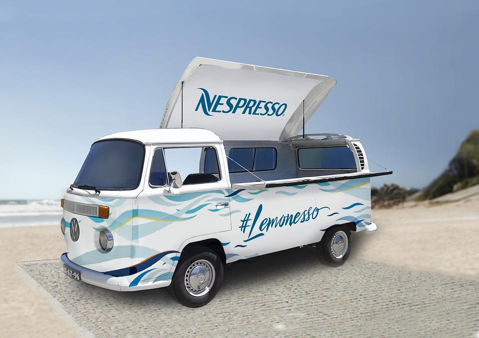 Lemonesso by Nespresso: a bebida mais refrescante do verão