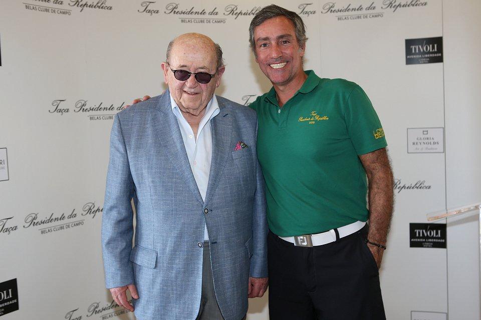 André Jordan e Nuno Rebelo de Sousa