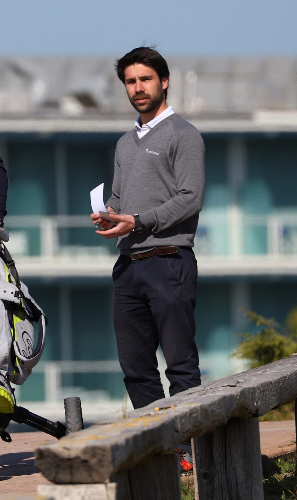 Lourenço Bento, novo Secretário de Golfe do Belas Clube de Campo