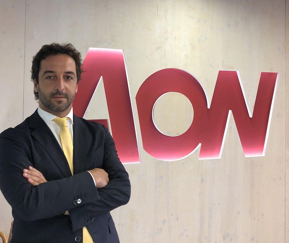 Tiago Vieira, Diretor Executivo da Aon Portugal