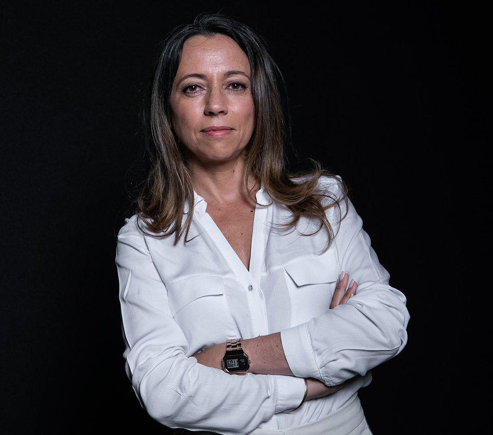 Sandra Martinho, Diretora da Área de Educação e Filantropia da Microsoft Portugal