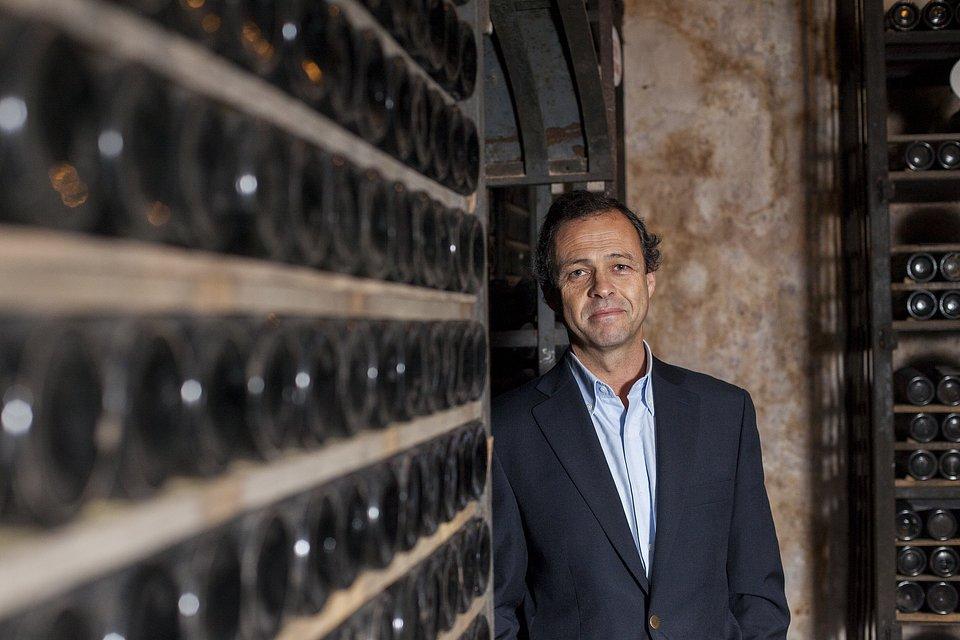 Luís Sottomayor, responsável da Sogrape pelos Vinhos do Douro e Porto