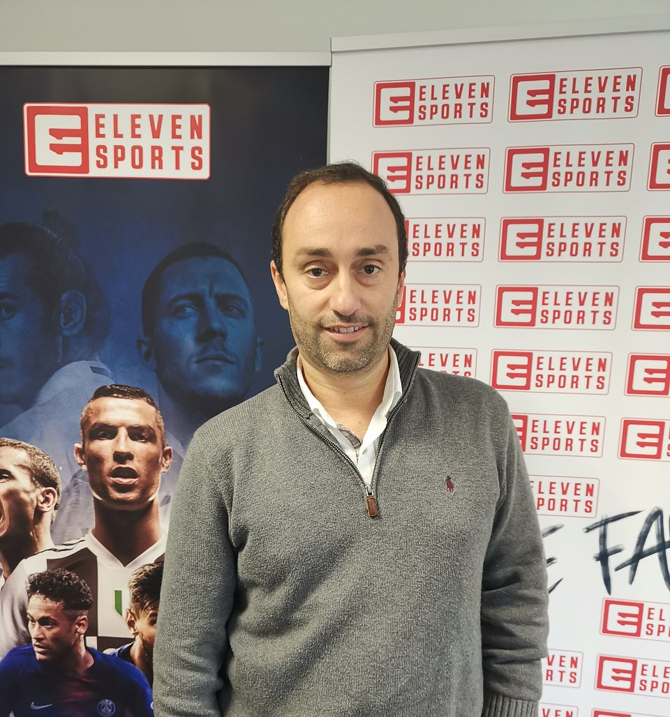 David Pazos, Head of Product and Distribution, Eleven Sports Portugal