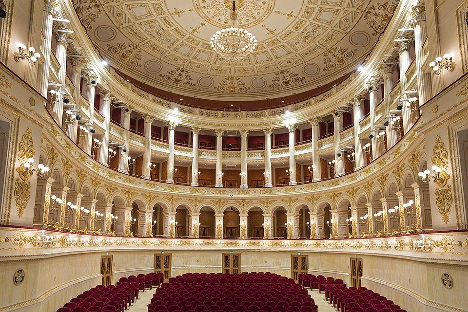 Teatro Amintore Galli w Rimini