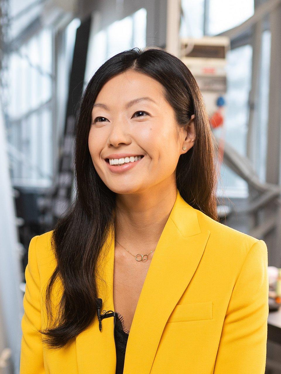 Mo Zhang, Brand Managerka, OPPO Polska