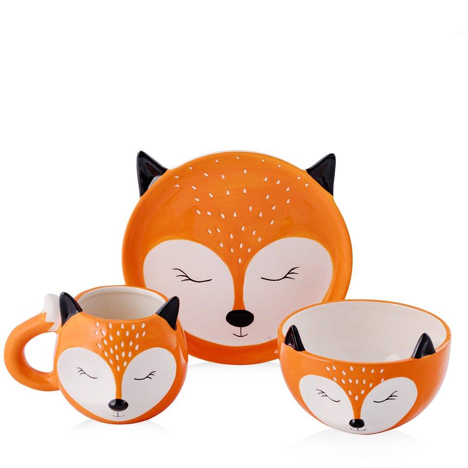 Zestaw Śniadaniowy Mrs Fox - home&you; od 25 zł