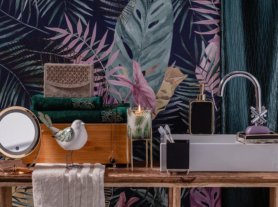 Kolekcja Gold Orchid - home&you (łazienka)