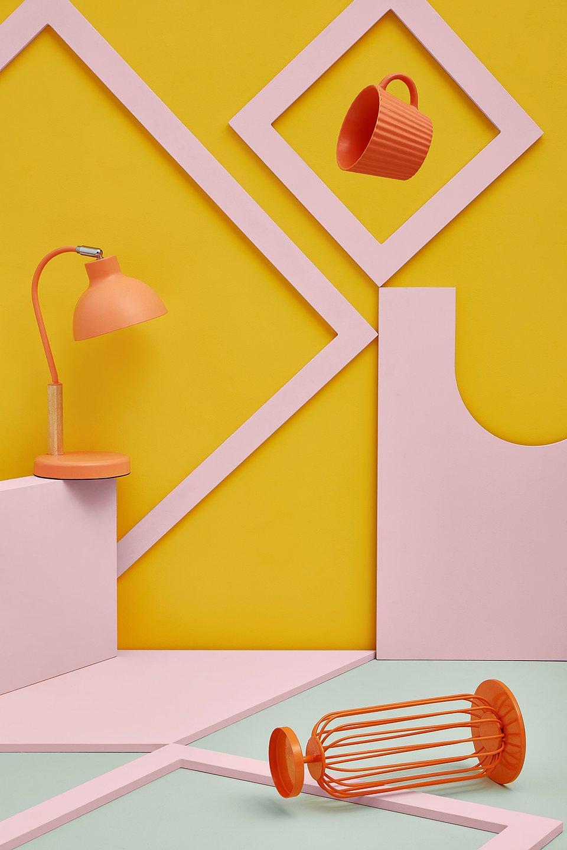 fot. home&you; kolekcja Happy Colors
