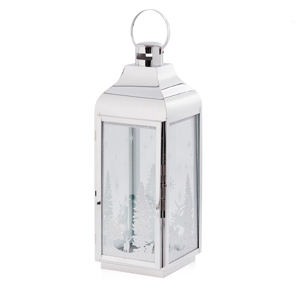 HOME&YOU_179,00 PLN_53027-SRE-L-BN FROZEN LAMPION.JPG