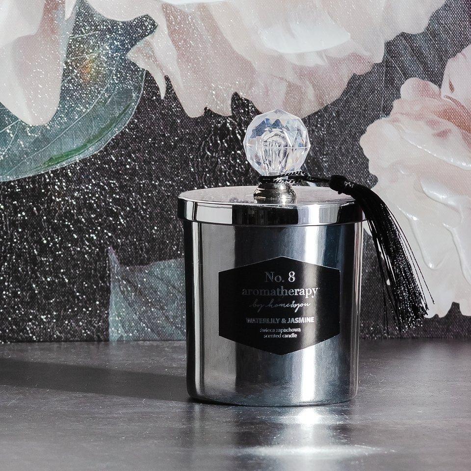 materiały prasowe home&you - świeca zapachowa Olore