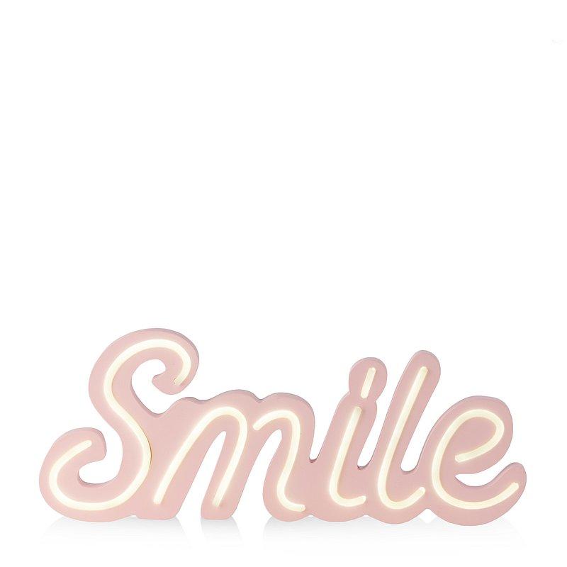 49606-RÓŻ-DEKO SMILE DEKORACJA ŚCIENNA (1).JPG