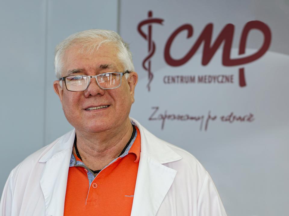 Dr Leszek Olchowik – alergolog, pulmonolog i pediatra w Centrum Medycznym CMP.png