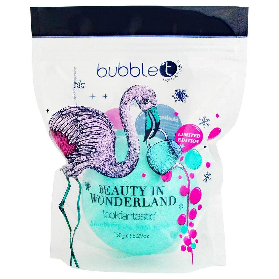 Bubble T Blueberry Tea Fizzer