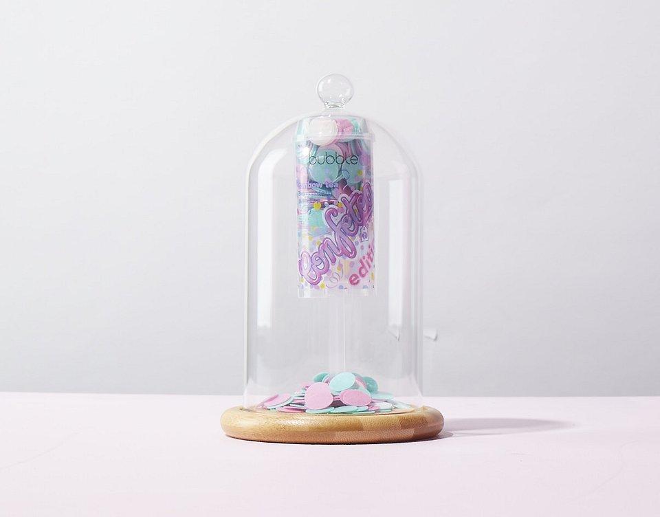 Bubble T Confetea Edition Bath Push Pop