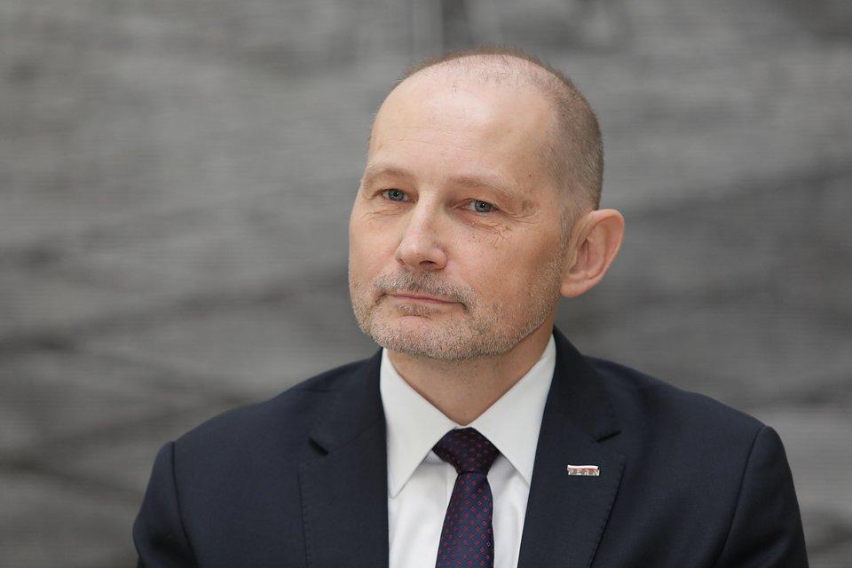 Igor Wasilewski, prezes Zarządu PERN
