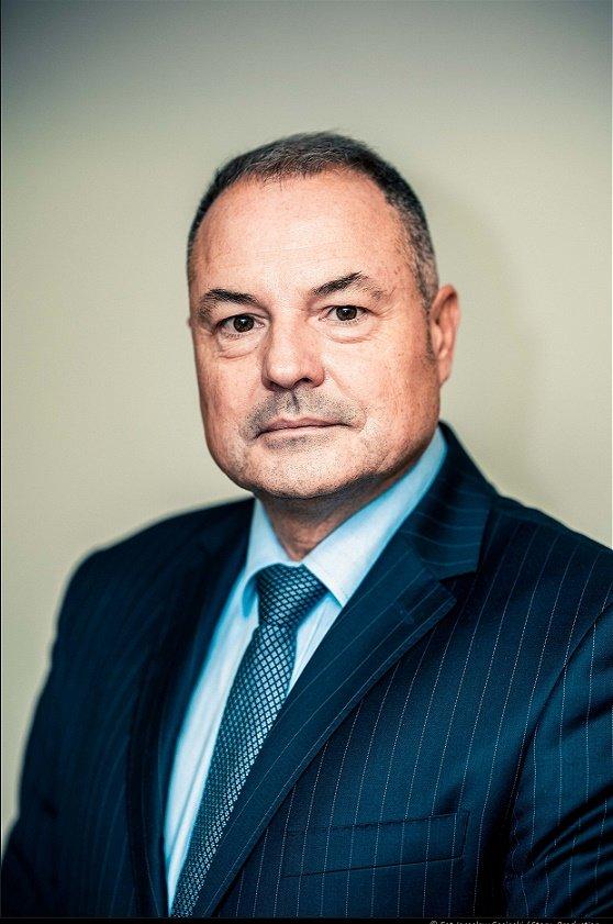 Zdzisław Koper, członek Zarządu PERN S.A
