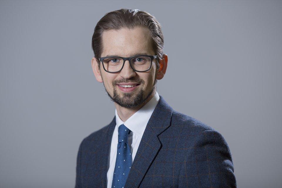 Mateusz Radecki, wiceprezes PERN
