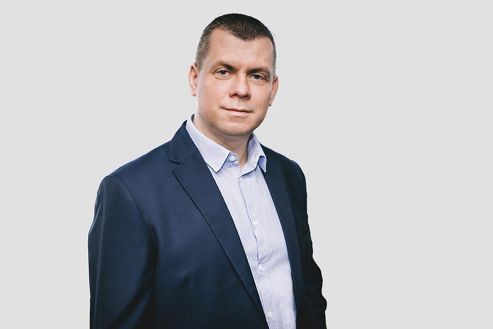 Michał Drzazga, kierownik bazy paliw w Dębogórzu