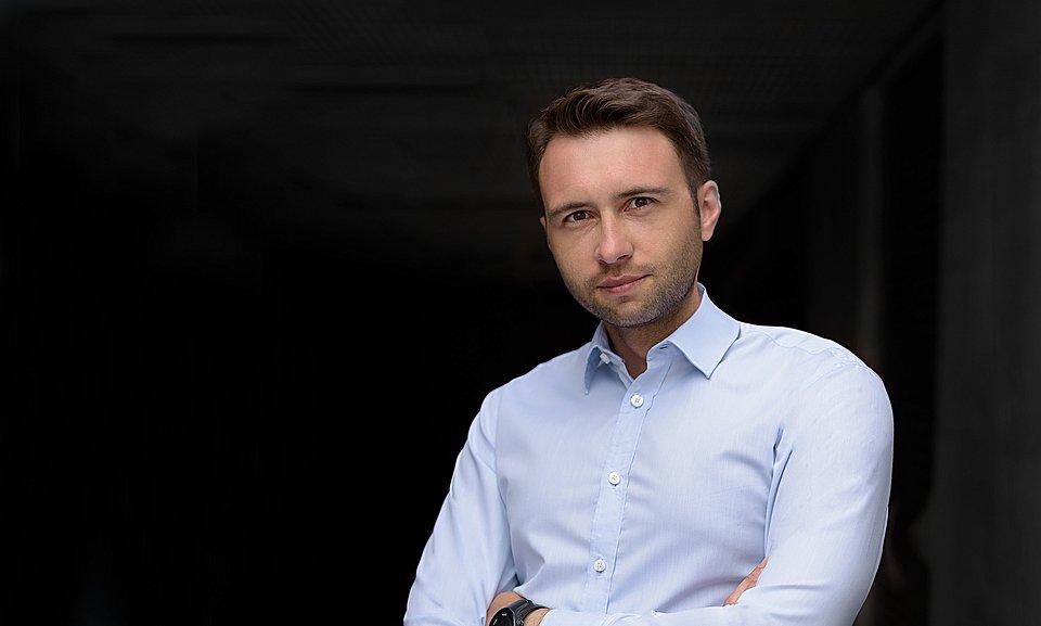 Przemysław Konieczny, Branch Manager CPL Jobs w Poznaniu