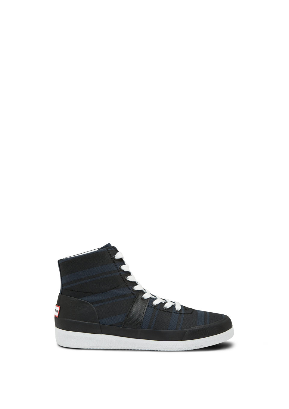 16_MENS GARDEN STRIPE HI TOP BY HUNTER ORIGINAL - MFK9005GDP-BNV 439 pln.jpg