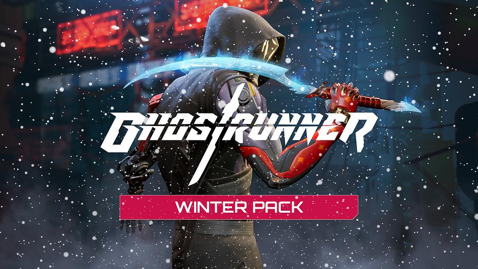 Pierwsze DLC do Ghostrunnera - Winter Pack - ukazało się w grudniu 2020 roku.