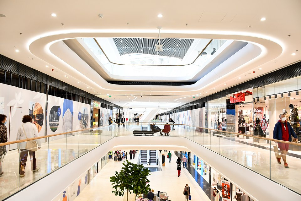 Nivy mall