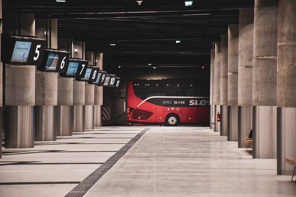 International Bus Terminal