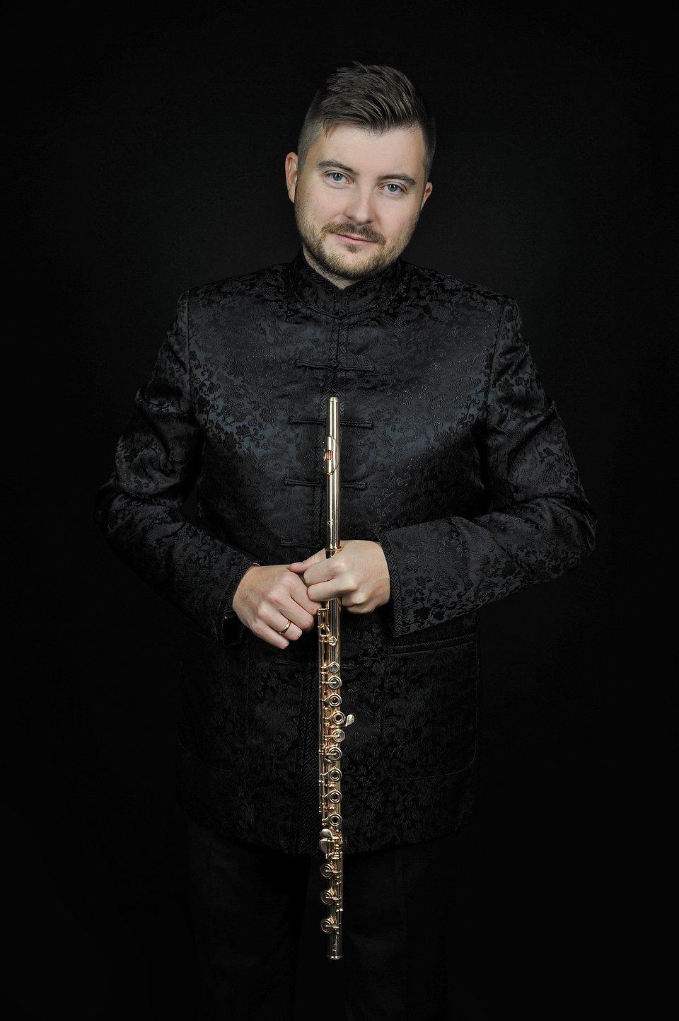 Łukasz Długosz (fot. Dorota Bodnar)