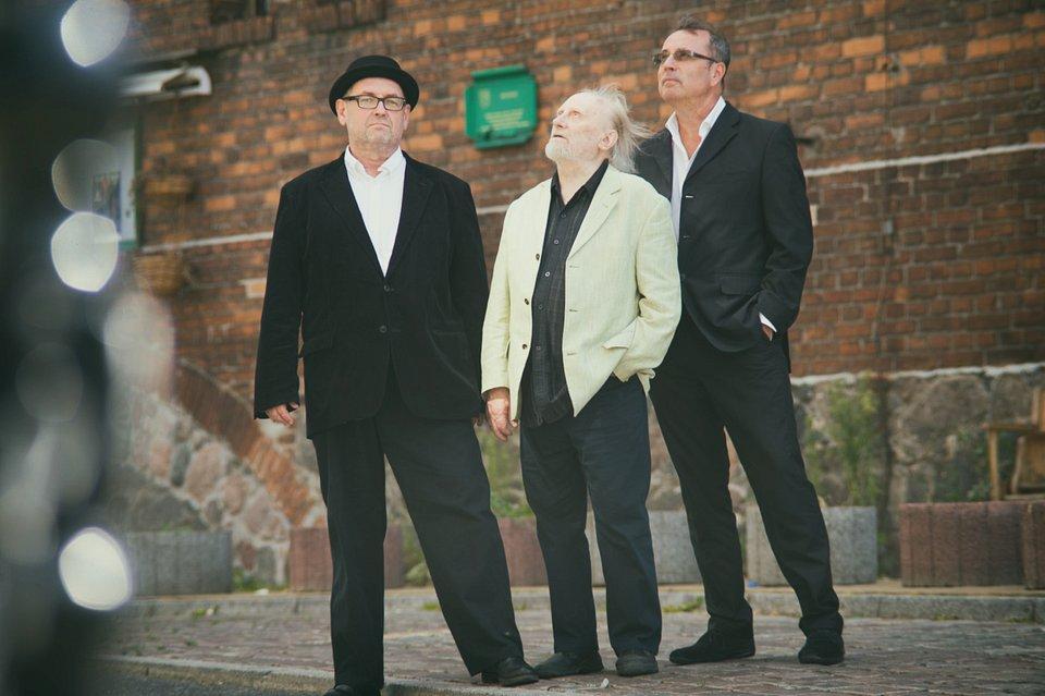 Nahorny Trio (fot. Piotr Gruchała)