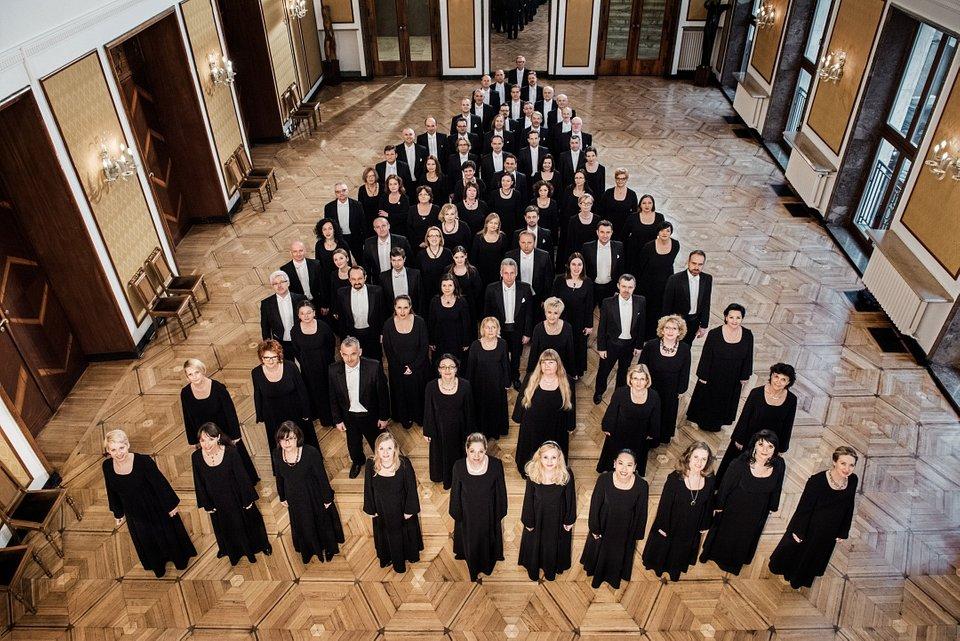 Chór Filharmonii Narodowej (fot. Wiktor Zdrojewski)