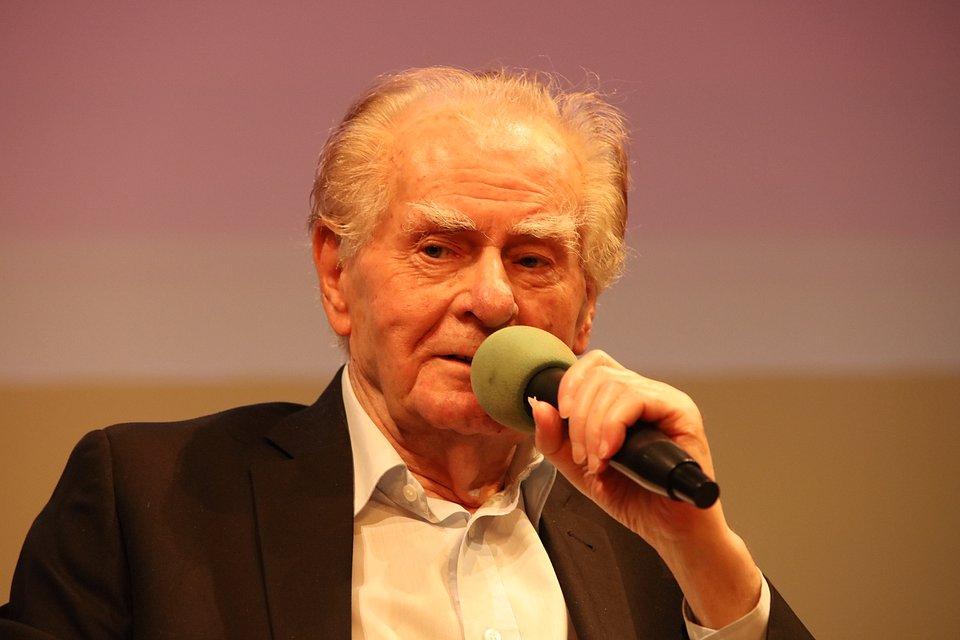 Wiesław Myśliwski (fot. Rafał Latoszek)