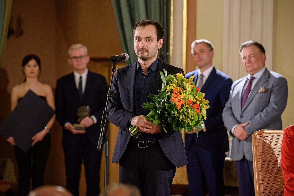 Janusz Wawrowski (fot. Tomasz Urbanek)