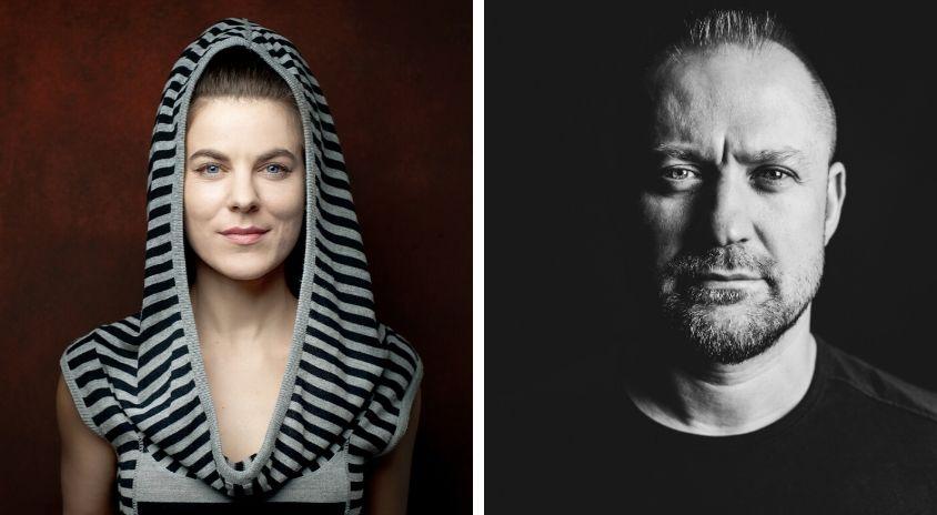 Barbara Drążkowska, Dominik Strycharski