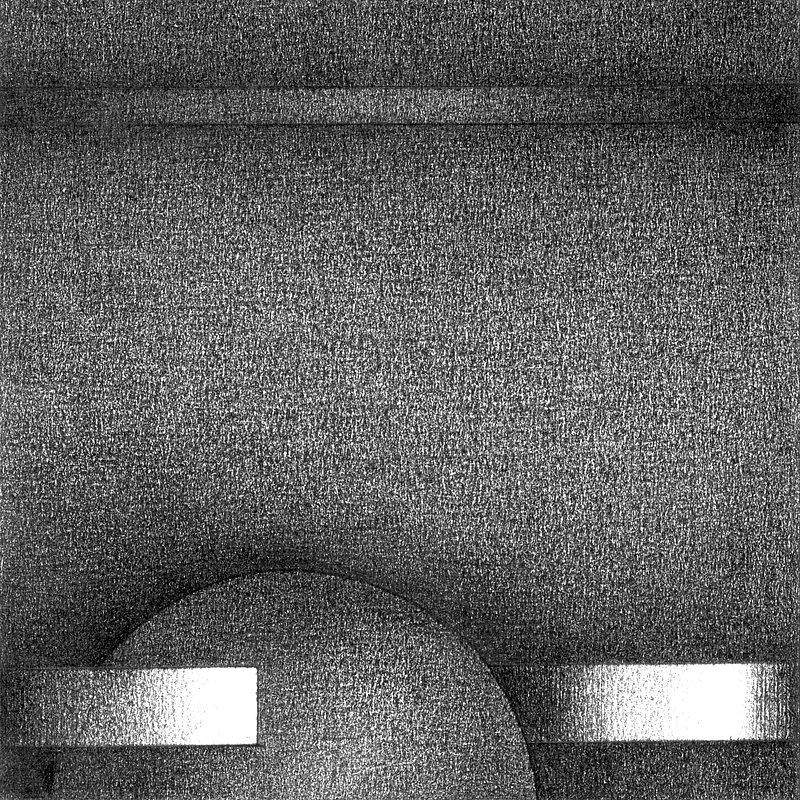 12_2_Przemijanie III, 15x15, rysunek ołówkiem, 2009.jpg