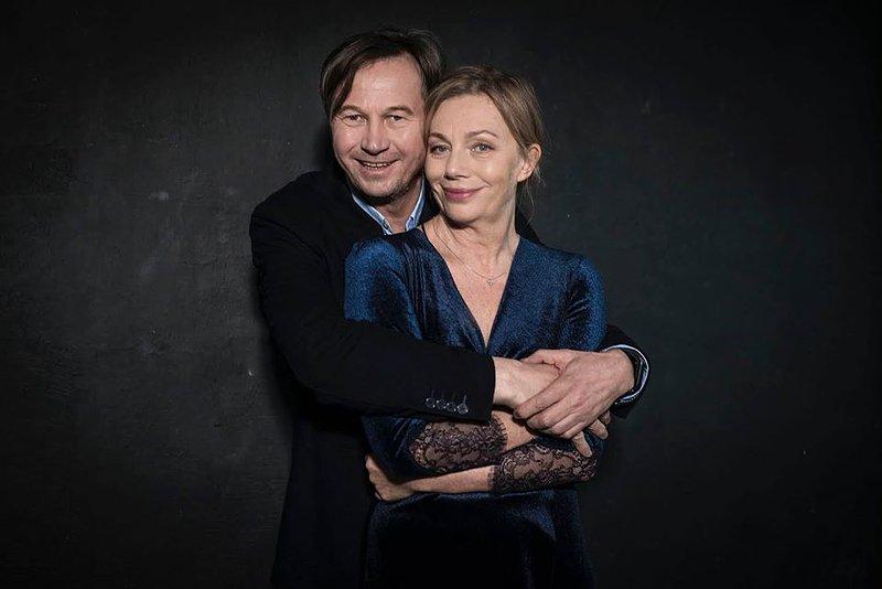 Piotr Cyrwus i Maja Barełkowska (fot.  Pani i Pan Fotograf - studio fotograficzne)