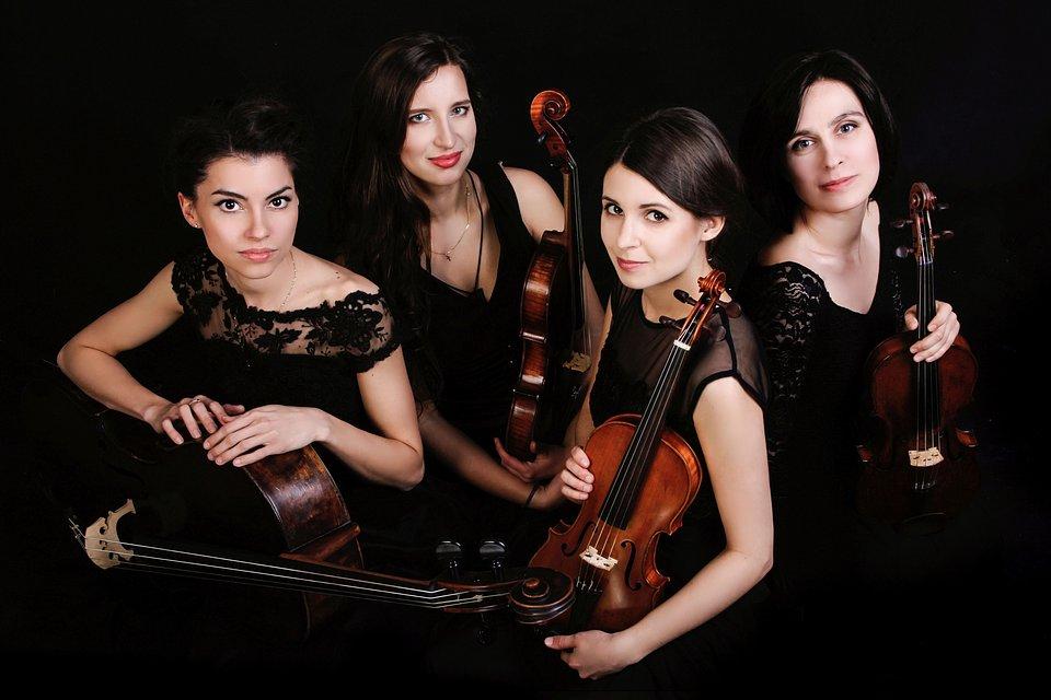 Quartetto Nero (fot. Maria Jarzyna)