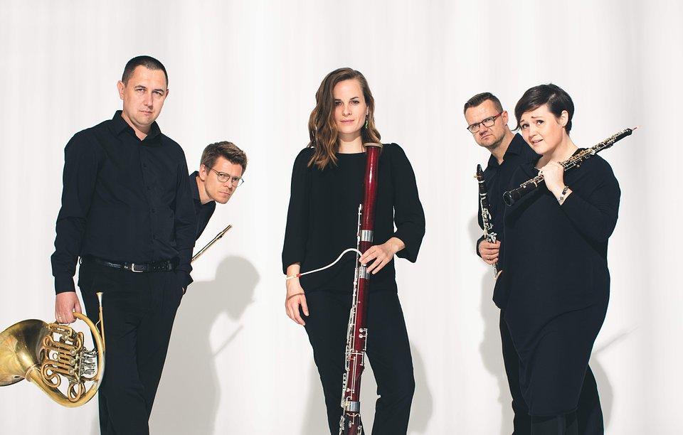 LutosAir Quintet (fot. Łukasz Rajchert)
