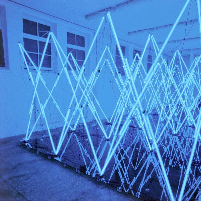 Daylight System, CSW Łaźnia , Gdańsk, 2002.jpg