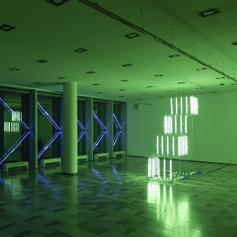 Trzy kolory, Galeria Sztuki Współczesnej, Opole, 2019.jpg