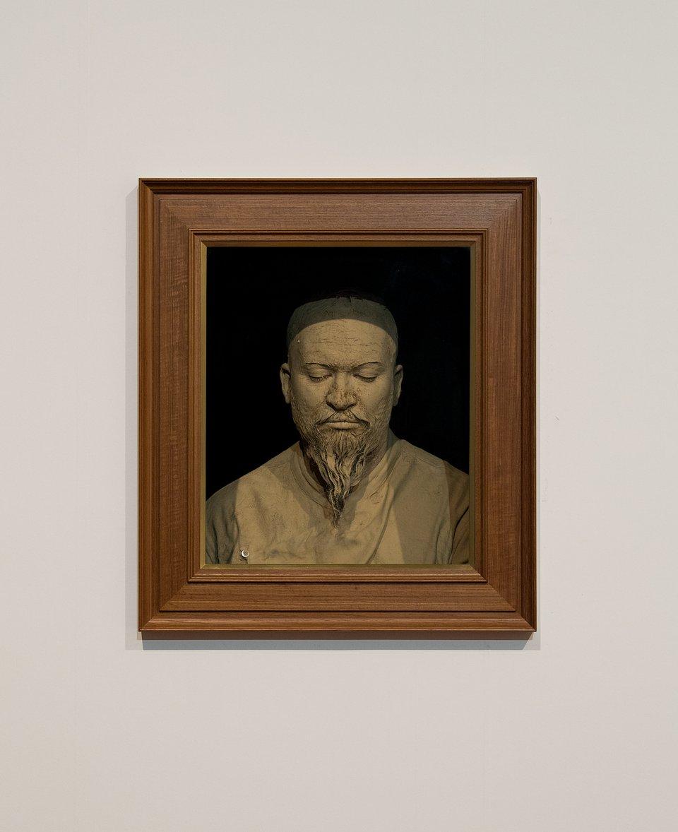 Robert Kuśmirowski, Autoportret