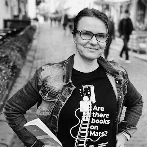 Julia Fiedorczuk (fot. Liubov Sakhnevych, CC BY-SA 4.0)